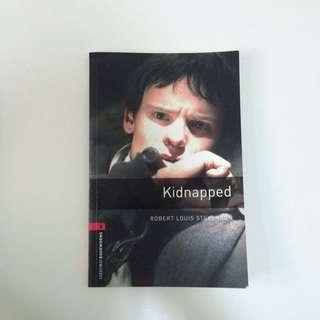 英文小說kidnapped