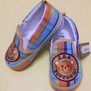 👑全新愛的世界👟兒童帆布鞋