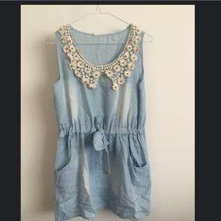Denim Dress(pending )