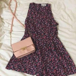 Miss Shop Floral Playsuit