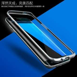 Ginmic Aluminium Bumper for SAMSUNG S7 Edge,  S6 Edge, S6 Edge+