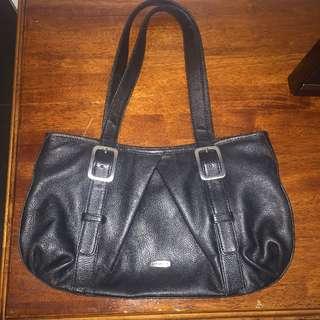 ANNAPELLE genuine leather handbag