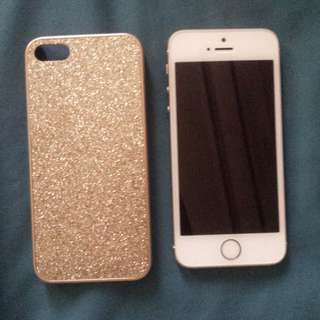 iPhone 5s Gold 16gb (5months Old)