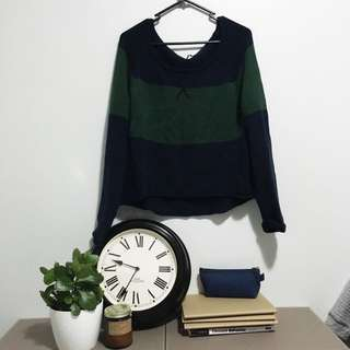 🌿 DOTTI Knitted Jumper