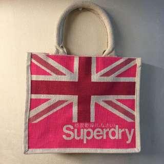 Superdry 極度乾燥提袋