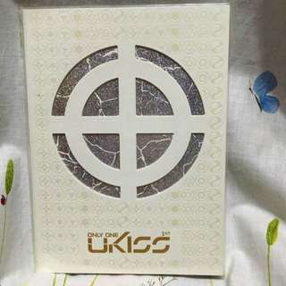 🚚 U-KISS First Album. Only One