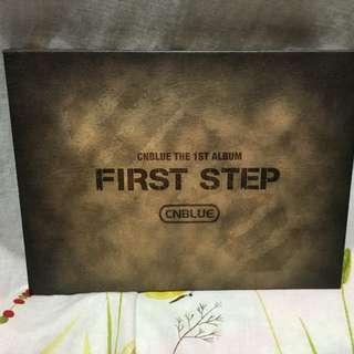 🚚 CNBlue First Step Album