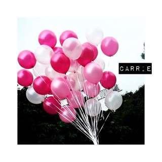 高質感空飄氣球💖