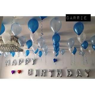 生日快樂氣球套餐🙃🙃🙃
