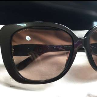 AUTHENTIC BVLGARI shades