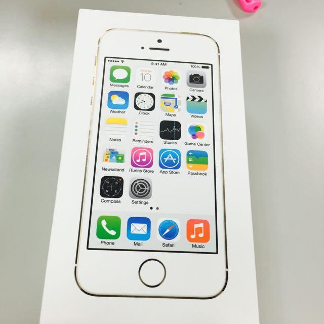 9.9新 Iphone5s 16g金