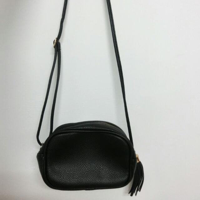荔枝皮小黑包
