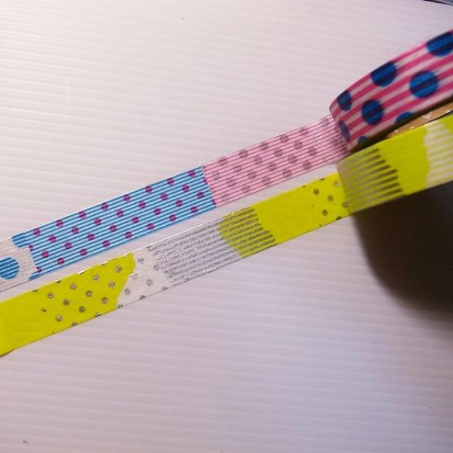 (徵求) 此圖兩捲紙膠帶