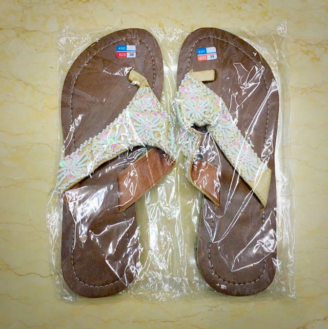 峇厘島風 拖鞋