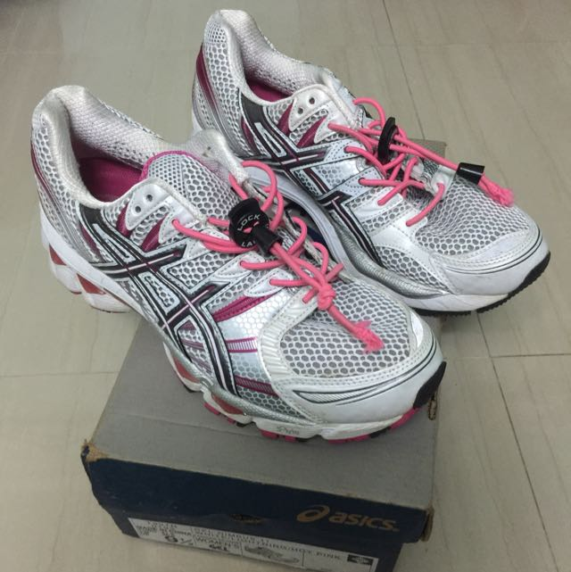 Asics Femmes De Gel Éclairage Gel Blanc Rose , Vif , Sports , Vêtements De Sport e07dc4f - tinyhouseblog.website