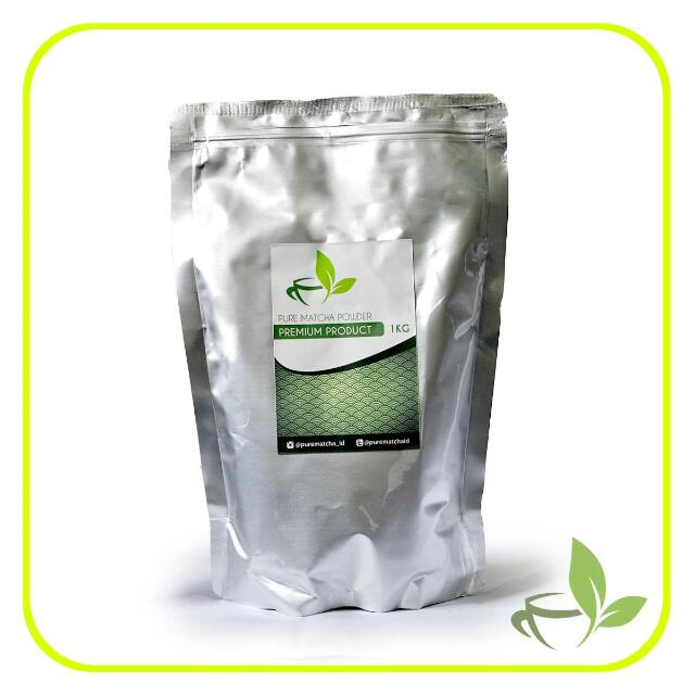 Green Tea Matcha Pure And Premium 1 Kg