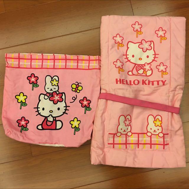 Hello Kitty日式保暖帽