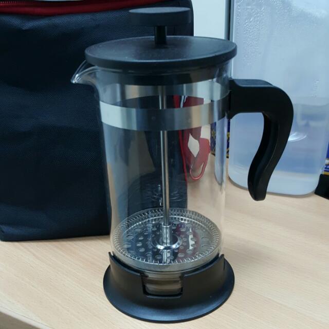 ikea coffee press coffee drinker. Black Bedroom Furniture Sets. Home Design Ideas