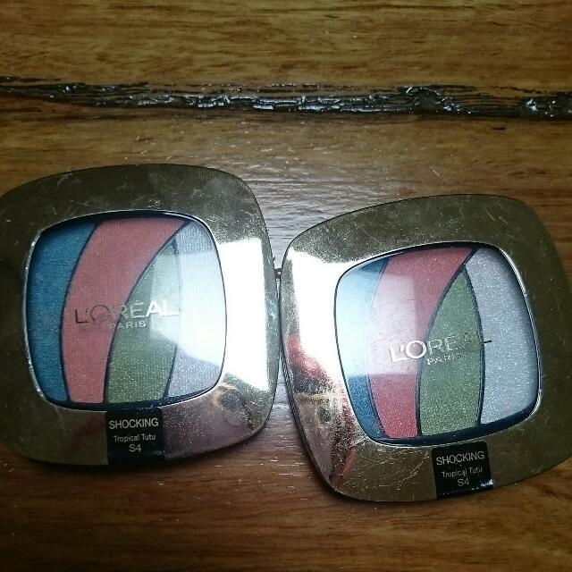 L'Oréal Color Riche eyeshaddow