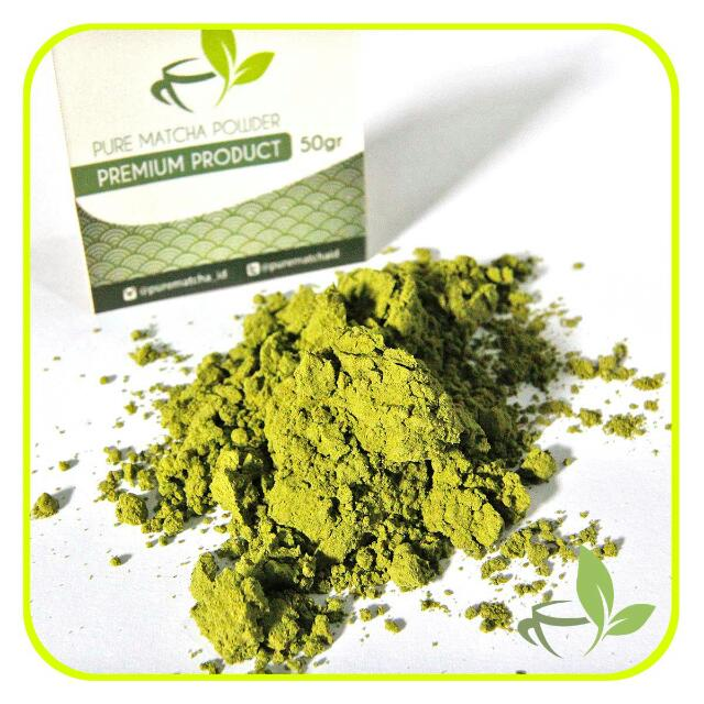 Pure Matcha Greentea Sample 15gr