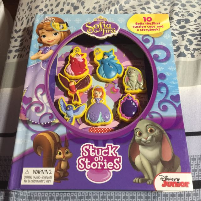 Sofia the First - Stuck on Stories
