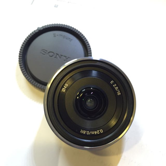 Sony 鏡頭