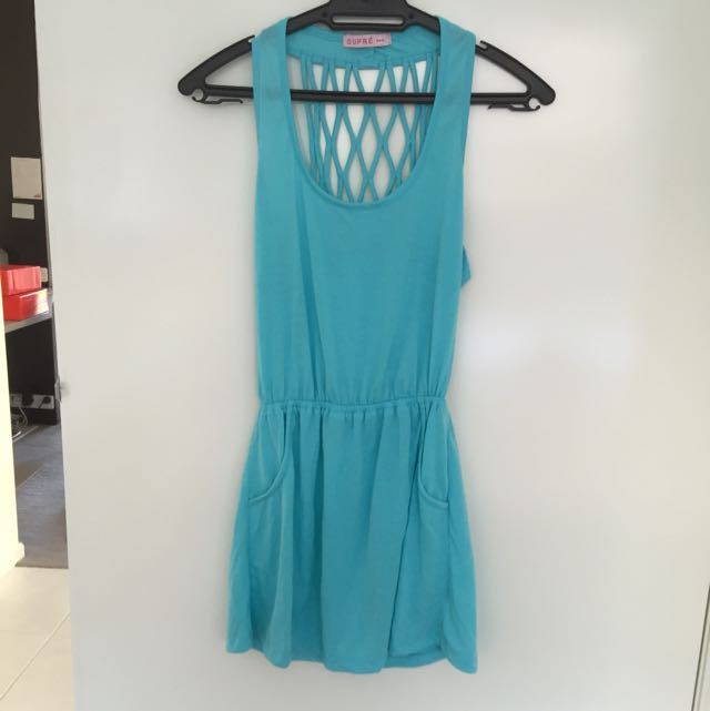 SUPRE Light Blue Dress