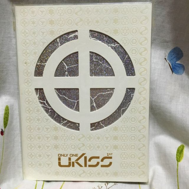 U-KISS First Album. Only One
