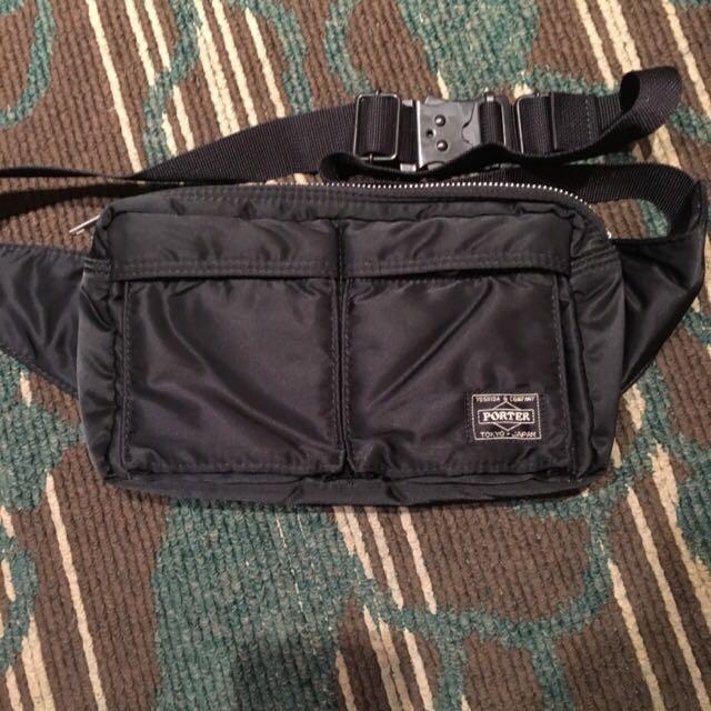 a4734905549 ... Yoshida Porter Tanker Black Waist Bag, Mens Fashion on Carou quality  design fa7dd 9576f ...
