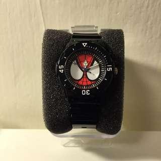 蜘蛛人造型錶(日本購入