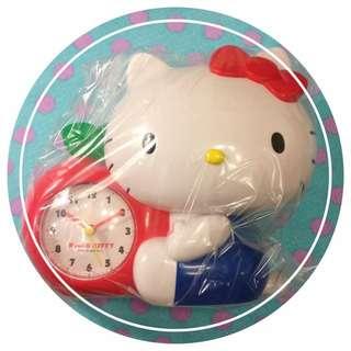 Hello Kitty 時鐘存錢筒