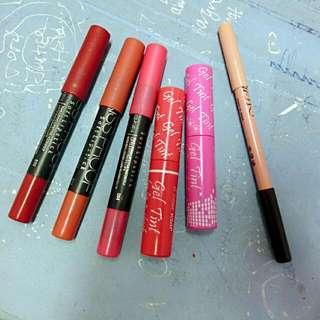 Lipstick Makeup Bundle