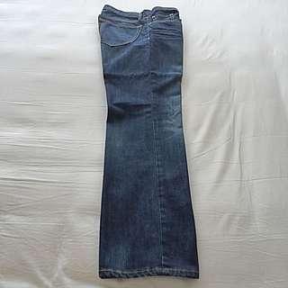 Authentic Straight Banana Republic Jeans