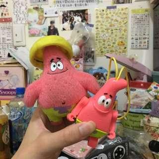 派大星娃娃 玩偶 玩具