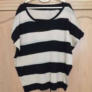 Stripe Sweater