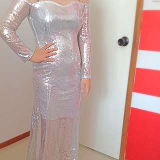 Beautiful Sequenced Dress