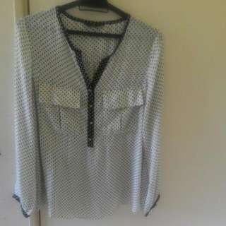SOLD ROPE blouse
