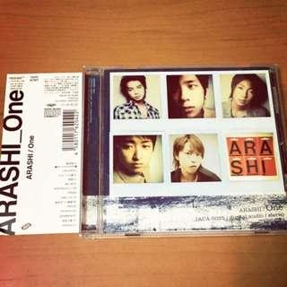 [免運]嵐Arashi - One 日版