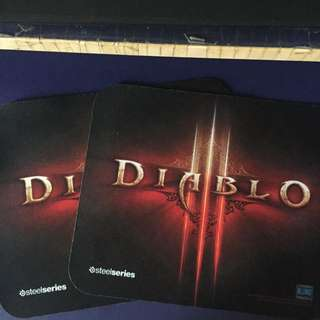 Steelseries QCk Mini Diablo III Logo Edition Mousepad