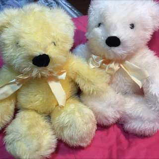 全新✨金蔥小熊玩偶