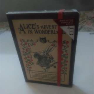 Alice's Adventure In Wonderland Planner