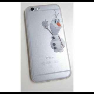 iPhone6雪寶全包殼⛄️