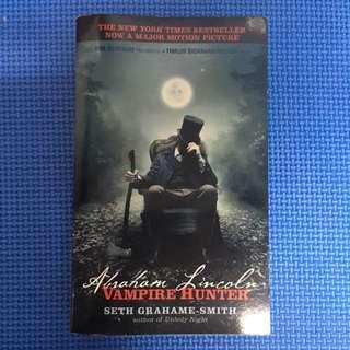 Vampire Hunter原文小說