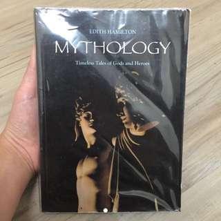 Mythology 希臘羅馬北歐神話