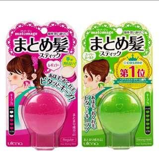 【日本UTENA新造型固定髮膏】解決毛燥感髮絲小物
