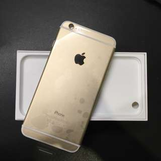 [Revised]Apple iPhone 6 Plus Gold 64 GB