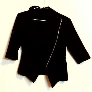 設計風西裝外套