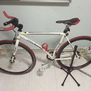 HTC Fixie Bicycle(Negotiable)