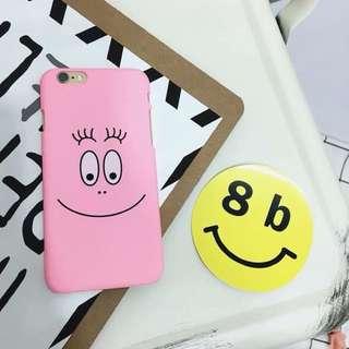泡泡先生 Iphone6手機殼