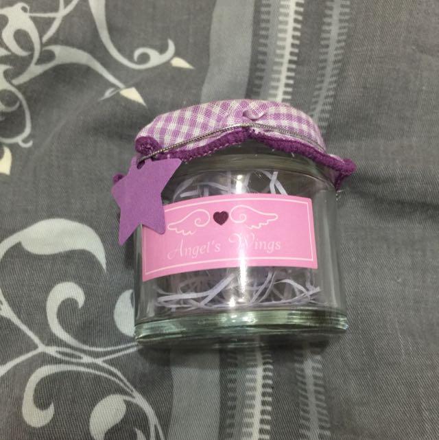 糖果盒造型迷你圓罐